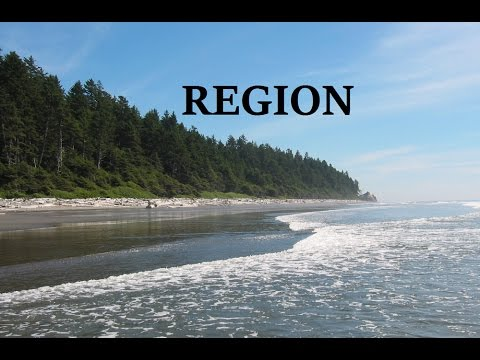 Region (5 Themes of Geography)