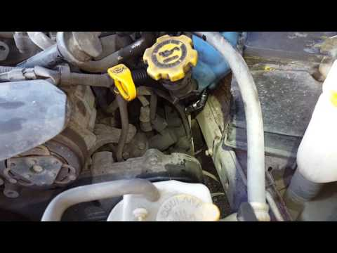 2009 Subaru Forester 2.5L:  Replacing the spark plugs and spark plug wires