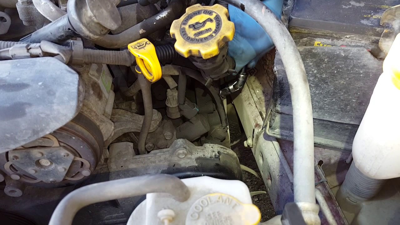 2009 subaru forester 2 5l replacing the spark plugs and spark plug wires [ 1280 x 720 Pixel ]