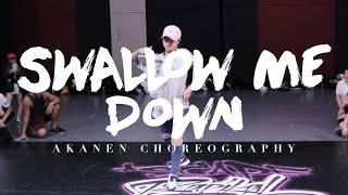 Swallow Me Down - Chris Brown | Akanen Choreography | Summer Jam Dance Camp 2016
