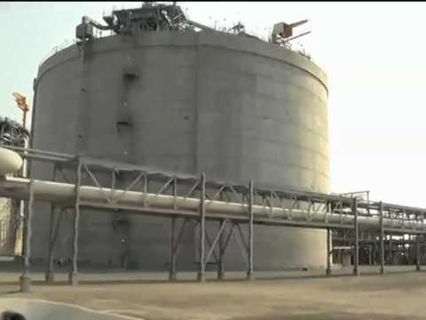 Angola LNG vende primeiro carregamento de LPG √