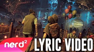 Shadow of The Tomb Raider Song | No Fear [LYRIC/KARAOKE] | #NerdOut ft. Divide & Halocene