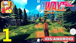 AWAY Journey To The Unexpected Gameplay Walkthrough (Android, iOS) - Part 1