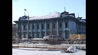 видео Город Зима. В минувшие выходные свой профессиональный праздник отметили работники железной дороги