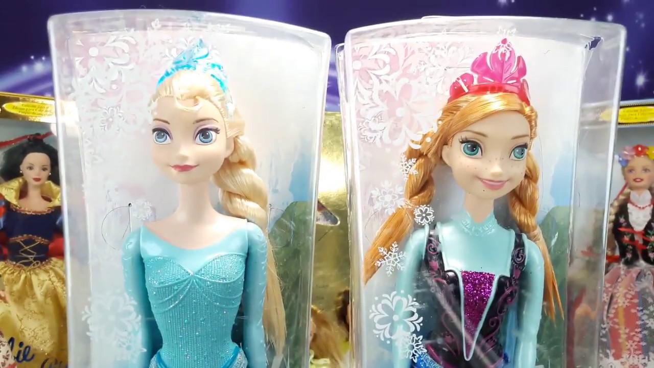Giochi di Frozen, giochi Elsa ed Anna - PaginaInizio.com