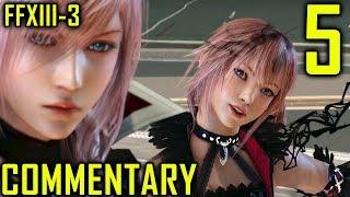 Lightning Returns: Final Fantasy XIII-3 Walkthrough Part 5 - Lumina Confronts Lightning