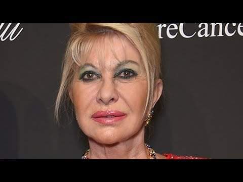 What Ivana Trump's Life Is Really Like Now