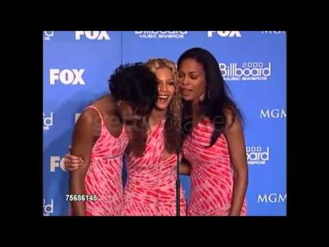 Beyonce, Kelly Rowland, and Michelle Williams singing Gospel Acapella