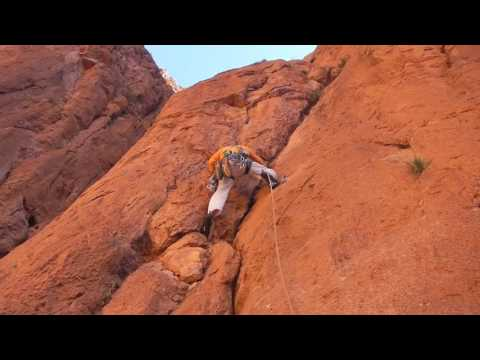 Rock Climbing in Morocco: Todra - Pilier de Le Couchant Classic route