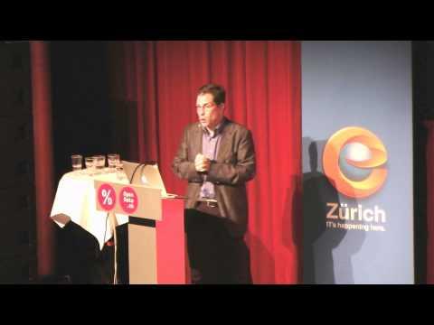Prof. Dr. Abraham Bernstein, Informatikdepartment Universität Zürich