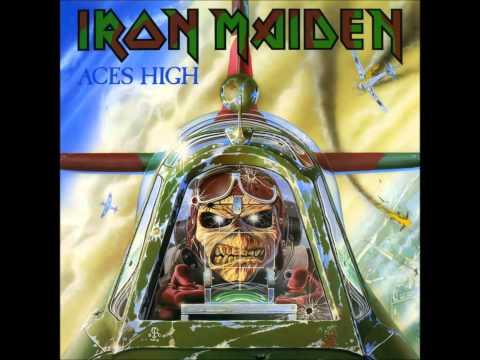 Iron Maiden - Aces High - Album - 1984