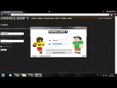 Free account on minecraft / How to invest your money to make money