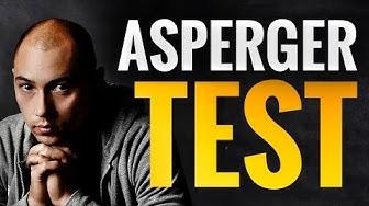 Asperger - TEST - Hast du Asperger Autismus? | Selbsttest Symptome