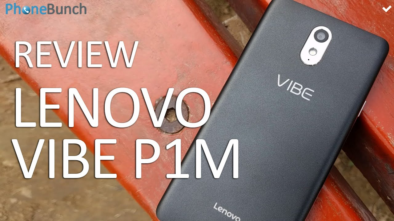 Lenovo Vibe P1m Review - Perfect Compromise?
