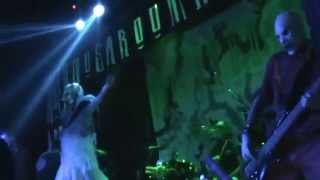 "Mushroomhead ""The New Cult King"" @ Christmas ""Old School Show 2014"""