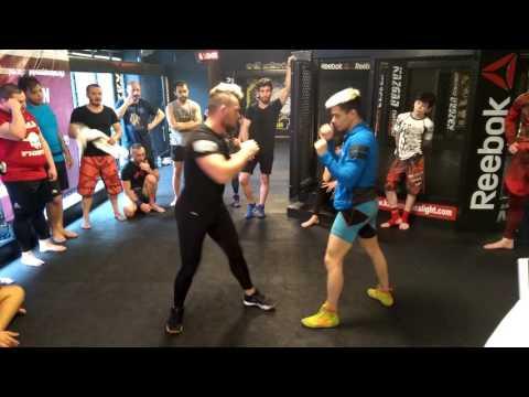 MMA Federasyonu İstanbul Semineri