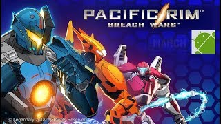 Pacific Rim Breach Wars: Robot Puzzle Action RPG - Gameplay Video