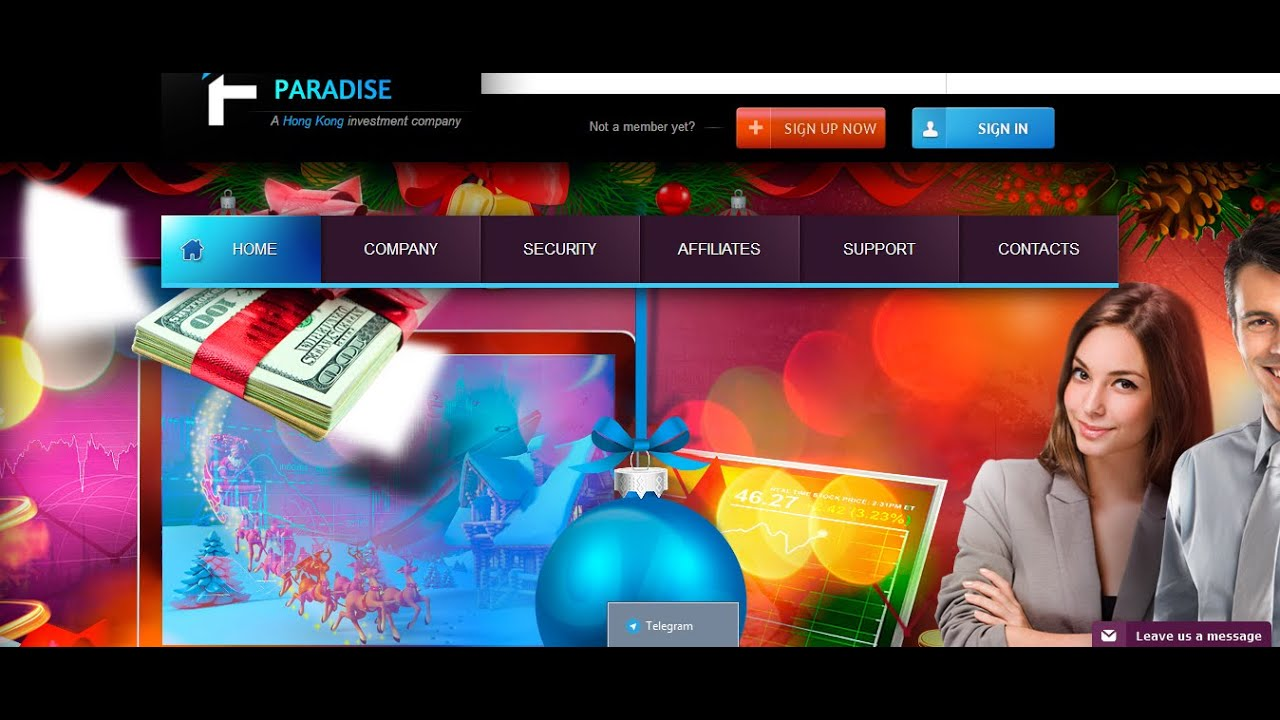 Forex paradise biz