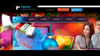 FOREX PARADISE LIMITED James's