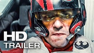STAR WARS 7: Das Erwachen der Macht Trailer German Deutsch (2015)