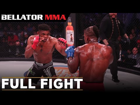 Full Fight | Paul Daley vs. Lorenz Larkin - Bellator 183