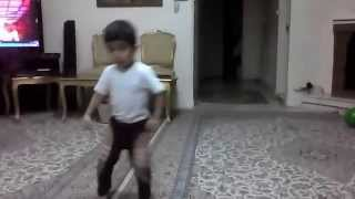 Persian Child Dance & Indian Song - Raibod Amirinia-1