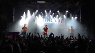 All Time Low - Jasey Rae (live at The Circus, Helsinki, Finland)