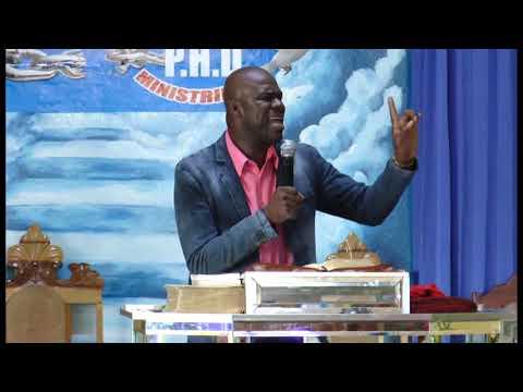 Partnership With Jesus Brings Overflow - Rev Mark Stewart