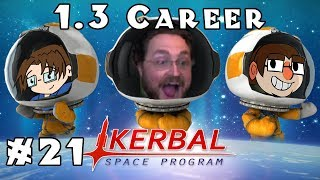 Kerbal Space Program - Heavily Modded 1.3 Career - Ep. 21