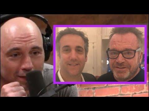 Joe Rogan - Tom Arnold is Taking Down Trump with Michael Cohen?