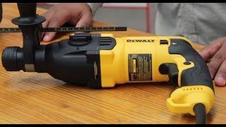 DeWALT - Martelete Perfurador / Rompedor 800 watts D25133K