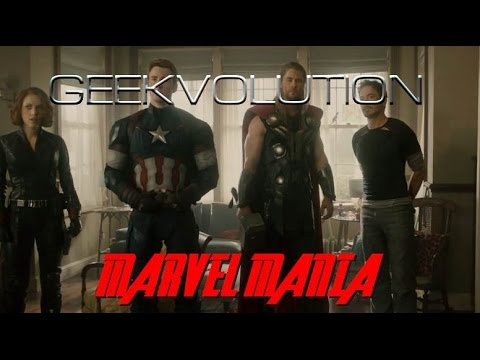 Marvel Mania Day 40 | Avengers: Age of Ultron
