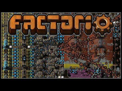 Factorio Recursion Recursion #16 - Box Bottleneck