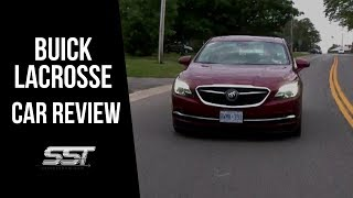 NEW BUICK LACROSSE: LUXURY WITHOUT THE LUXURY PRICE