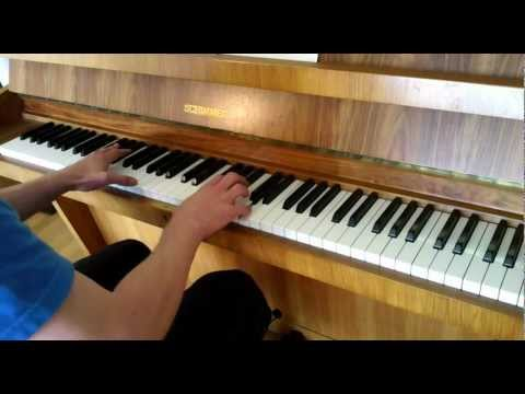 Albinoni  Adagio in G Minor piano solo