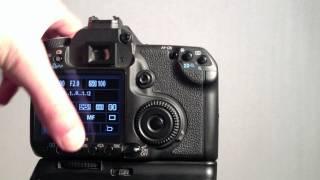 Filmen mit EOS 50D - Installation von Magic Lantern