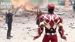 Captain America: Civil War | DVD/Blu-Ray Release Bonus Features Compilation