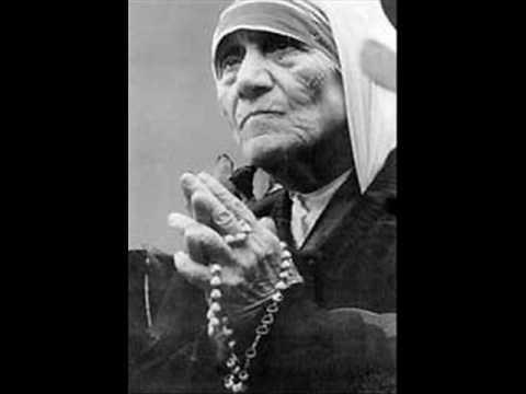 hora santa-centenario B. Teresa de calcuta 1 de 5