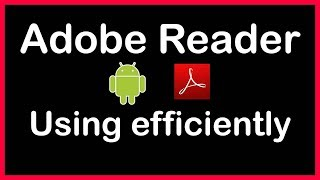 Download lagu how to use adobe reader on android phone MP3