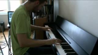 Vincent Delerm - Fanny Ardant et moi (extrait piano solo)
