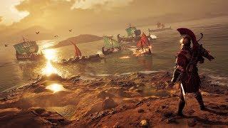 Assassin's Creed Одиссея. Атака на город!