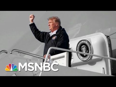 Trump Says Democrats Have Become 'Anti-Israel' And 'Anti-Jewish' | The 11th Hour | MSNBC