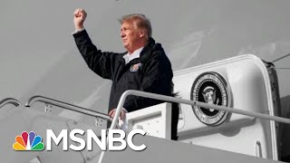 Trump Says Democrats Have Become 'Anti-Israel' And 'Anti-Jewish'   The 11th Hour   MSNBC