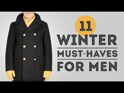 11 Winter Must-Haves For Men - Gentleman's Gazette