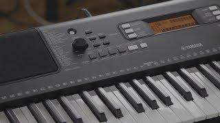 Yamaha Portable Keyboard Psr E363 Black Price In Dubai Uae