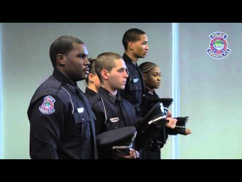 Sarasota Police Department Swearing In & Promotional Ceremony - January 28, 2016
