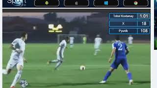 Tobol - Pyunik 2-1 All Goals