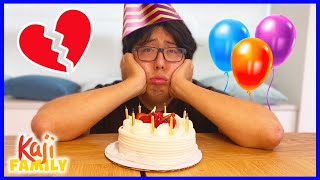 All Alone on my Birthday! My family forgot About it!