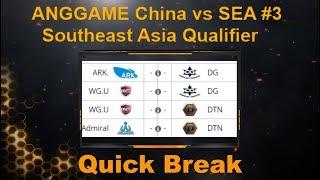 Detonator vs Admiral Bo2 ANGGAME China vs SEA #3 - Southeast Asia Qualifier 2019