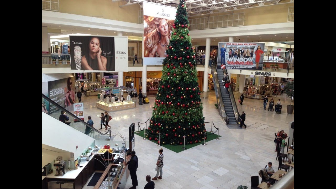 Island Christmas Tree.Christmas Tree Returns To The Staten Island Mall Residents Sound Off